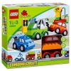 LEGO Kreatív autók 10552 - Lego Duplo Játék és felfedezés  (Lego-10552)