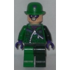 LEGO The Riddler - Green and Dark Green Zipper Outfit