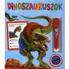 Tündér Könyvkiadó; Studium Plusz Kiadó Dinoszauruszok - Lángelme Professzorka