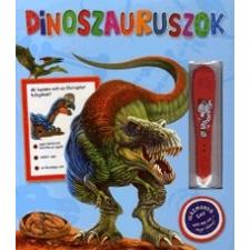 Tündér Könyvkiadó; Studium Plusz Kiadó Dinoszauruszok - Lángelme Professzorka gyermek- és ifjúsági könyv