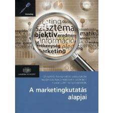 Akadémiai Kiadó A marketingkutatás alapjai gazdaság, üzlet