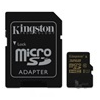 Kingston 32GB SD micro (SDHC Class 10 UHS-I) (SDCA10/32GB) memória kártya adapterrel