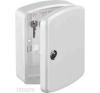 BURG WACHTER Key Box - 15 akasztós minőségi kulcskazetta (fehér) kulcsszekrény