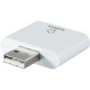 Renkforce Külső memóriakártya olvasó, USB 2.0 Renkforce CR20e-K Fehér