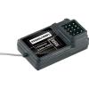 Modelcraft Modelcraft 3 csatornás vevő 2.4 GHzDugaszoló rendszer JR / Futaba