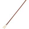 Conrad Szalagkábel, lapos 2 x 0,14 mm² Fekete, Piros 10 m Conrad