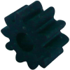 Fogaskerék fa / műanyag 1-es modul 10, Modelcraft 330159