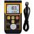 HoldPeak 130D Digitális, ultrahangos anyagvastagság mérő, 1.2-225mm, külső mérőszonda.