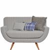 POLLY fotel párnával 130x69x86cm