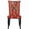PATCH Patchwork szék piros 51x62x100cm