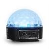 Beamz Mini Star Ball, RGBWA, LED, 6 x 3 W, zenei üzemmód