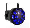 Ibiza Mushroom Mini, LED fényeffektus, RGBAW világítás