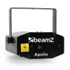 Beamz Mini lézer Beamz Apollo, multipoint effektus, piros és zöld