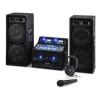 Electronic-Star DJ set Rack Star Terra Titan, 2000 W, 400 fő hangtechnikai eszköz