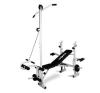 KLARFIT otthoni tornapad, széles hátizom, a lábra és a kézre fitness eszköz
