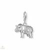 Thomas Sabo Charm Club Thomas Sabo indiai elefánt charm - 1050-041-14