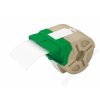 Leitz Etikett, folyamatos, papír, öntapadó, 61 mm x 22 m, LEITZ Icon fehér (E70040001)
