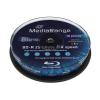 MediaRange Blu Ray BD-R 6x Printable Cake (10) /MR500/