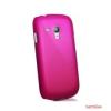 CELLECT Samsung Galaxy Ace 4 vékony szilikon hátlap,Pink