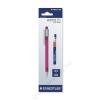 STAEDTLER Nyomósirón és grafitbél, 0,5 mm, STAEDTLER Graphite 777,  vegyes színek (TS7775SBK25D)