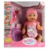 Baby Born: 8 funkciós interaktív baba - lány