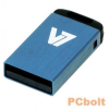 V7 16GB Nano USB 2.0 Blue