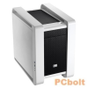 "XIGMATEK Aquila White White,1x5,25"",2x3,5"",microATX,Audio,Táp nélkül,390x403x265mm,2x2,5"",2xUSB3.0"