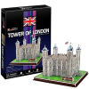 CubicFun Londoni Tower 3D puzzle 40 db-os