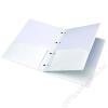 REXEL Irattartó mappa, lefűzhető, A4, PP, 4 részes, REXEL Advance, fehér (IDGL2103973)