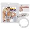Tiszta szilikon péniszgyűrű - áttetsző