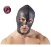Fetish - neoprén maszk (fekete) maszk
