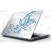 KaticaMatrica.hu Laptop Matrica - Pillangó