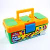 Kid's Toys Ládikás gyurmakészlet, 25 darabos