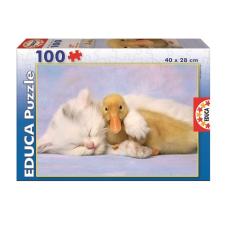 Educa A legjobb barátok puzzle, 100 darabos puzzle, kirakós