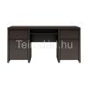 Teirodád.hu BAL-Kaspian BIU2D2S160 számítógépasztal irodába