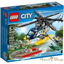 LEGO City Helikopteres Üldözés 60067 lego