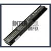 X401U series 4400 mAh 6 cella fekete notebook/laptop akku/akkumulátor utángyártott
