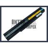 L09N8Y21 4400 mAh 6 cella fekete notebook/laptop akku/akkumulátor utángyártott