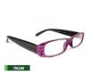 Raffa Lilakeretes olvasószemüveg olvasószemüveg