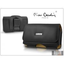Pierre Cardin Business vízszintes, csatos-fűzős, különleges minőségű tok mobiltelefonhoz - TS3 méret tok és táska