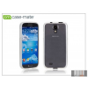 CASE-MATE Samsung i9500 Galaxy S4 hátlap - Case-Mate Tough Naked - clear/white
