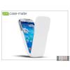 CASE-MATE Samsung i9500 Galaxy S4 flipes tok - Case-Mate Signature Flip - white