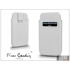 Pierre Cardin tok - Apple iPhone 4/4S - Type-3B - ezüst tok és táska