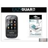 Eazyguard Samsung B3410 Chat képernyővédő fólia - 2 db/csomag (Crystal/Antireflex)