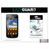 Eazyguard Samsung i8150 Galaxy W képernyővédő fólia - 2 db/csomag (Crystal/Antireflex)