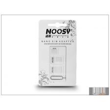 Noosy Nano és Micro SIM-kártya adapter (3 in 1) kiszedő szerszámmal mobiltelefon kellék