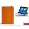 """SOX univerzális tok 10"""" méretű tablet készülékekhez - SMART SLIM TABLET - narancs"""