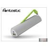 Fontastic Univerzális hordozható akkumulátor töltő USB - micro USB csatlakozóval - Fontastic PB2200 PowerBank - 2200 mAh - silver/green