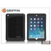 GRIFFIN Apple iPad Air 2 ütésálló védőtok - Griffin Survivor Slim - black/black