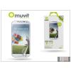 Muvit Samsung i9500 Galaxy S4 képernyővédő fólia - Muvit Glossy - 2 db/csomag